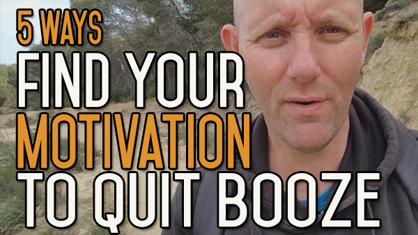 5 Ways to Find Motivation To Quit Drinking Alcohol
