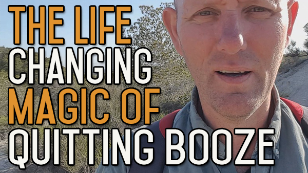 The Life Changing Magic of Quitting Alcohol