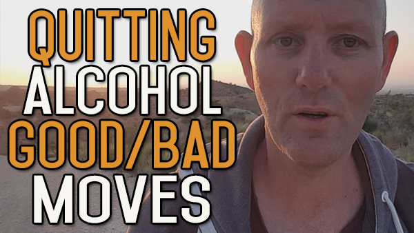 Every Move You Make Away from Alcohol, Good or Bad, Makes a Difference