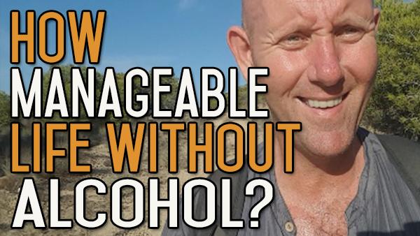 30 days off alcohol
