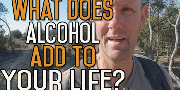 Alcohol and Your Legacy - What Does Alcohol Give to Your Life?