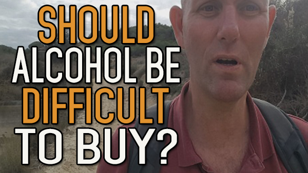 Should Alcohol Be Harder to Buy?