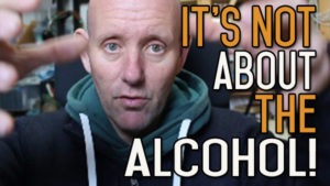 It's Not Just About Quitting Alcohol Unless That's All You Want