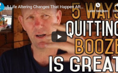 5 Life Altering Changes That Happen When You Quit Drinking Alcohol