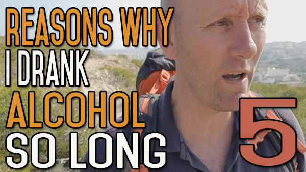 "5 ""Reasons"" I Drank Alcohol For So Long"