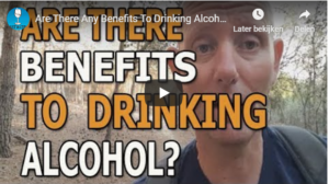 Are there benifits of drinking alcohol