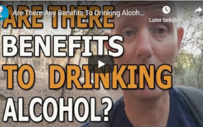 Are there any benefits to drinking alcohol?