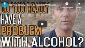 Do you really have a problem with alcohol