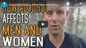 How alcohol affects men and women