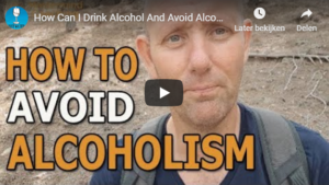 How to avoid alcoholism