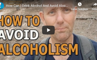 How can I drink alcohol and avoid alcoholism?