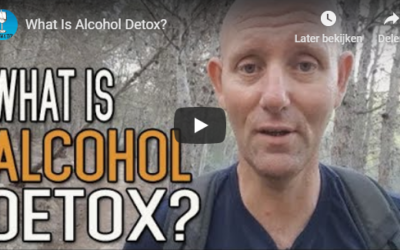 What is alcohol detox?