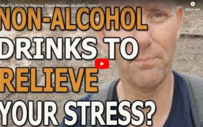 What To Drink To Release Stress Besides Alcoholic Drinks?