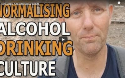 Normalising Alcohol Drinking Culture