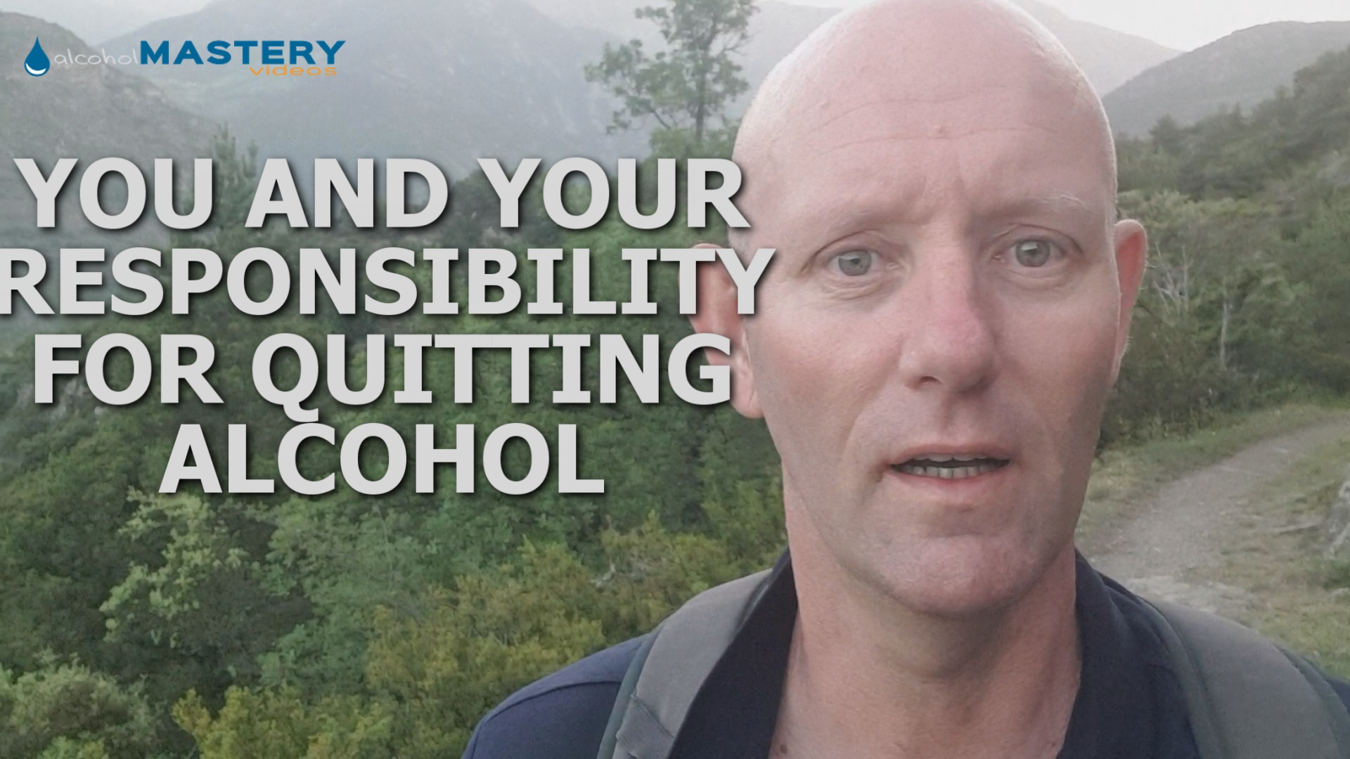 Take Responsibility for Yourself and Stopping Drinking Alcohol
