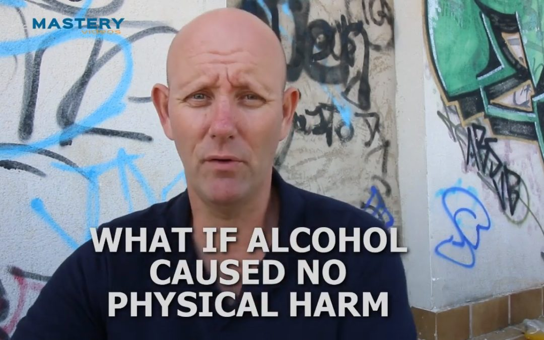 What If Alcohol Didn't Cause Physical Damage?