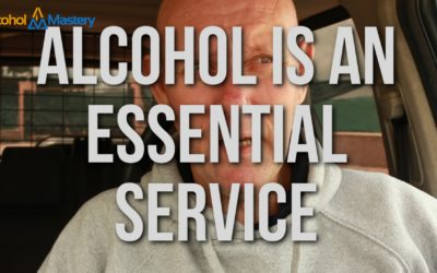 Alcohol is Essential – Apparently!!!