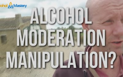 Alcohol Moderation Manipulation