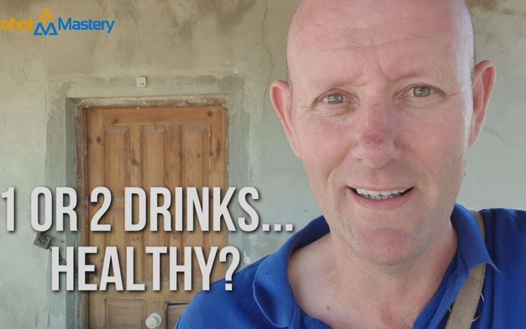 One Or Two Drinks May Be Healthy? There's Not Enough Evidence Yet