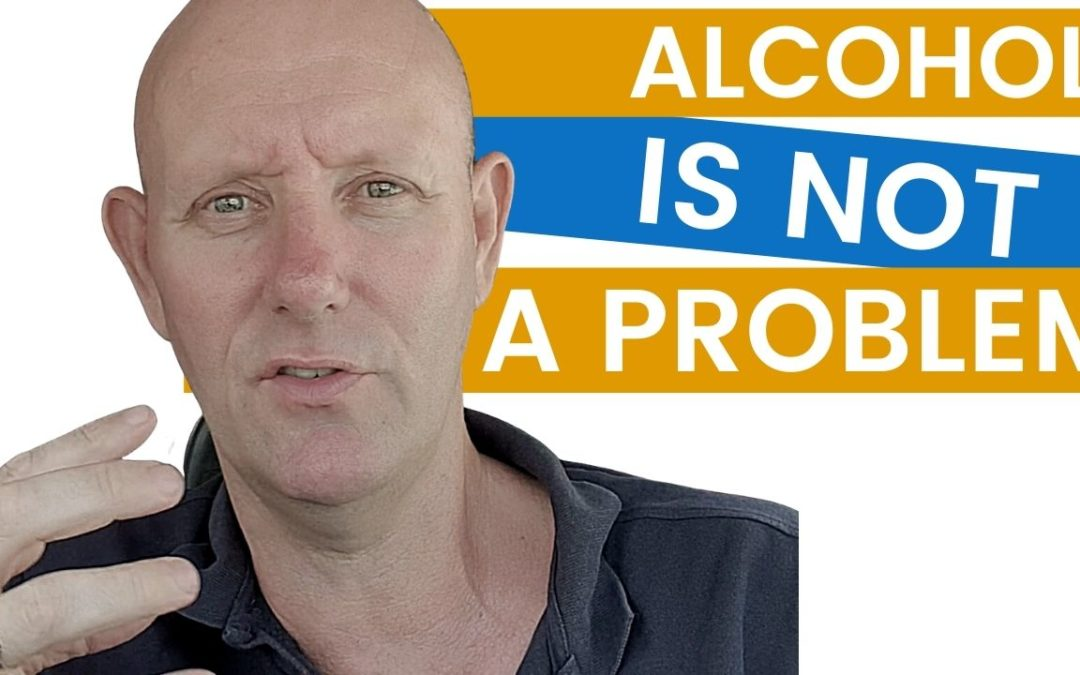 Getting To The Point Where Alcohol Is Not Your Problem Anymore