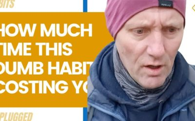 How Much Time is this Dumb Habit Costing You?