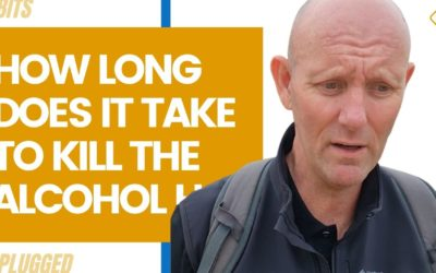 How Long Does It Take To Kill The Alcohol Habit?