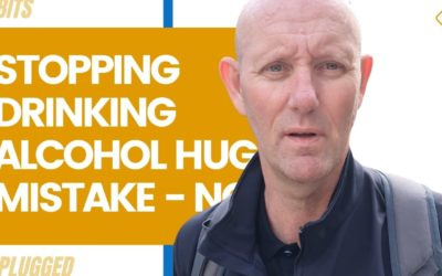 Stopping Drinking Alcohol Huge Mistake – Not Preparing