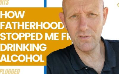 How Fatherhood Stopped Me Drinking Alcohol