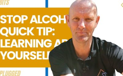 Stop Alcohol Quick Tip Learning About Yourself