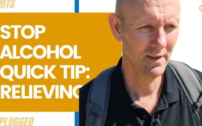 Stop Alcohol Quick Tip Relieving Stress