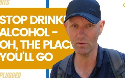 Stop Drinking Alcohol – Oh, The Places You'll Go