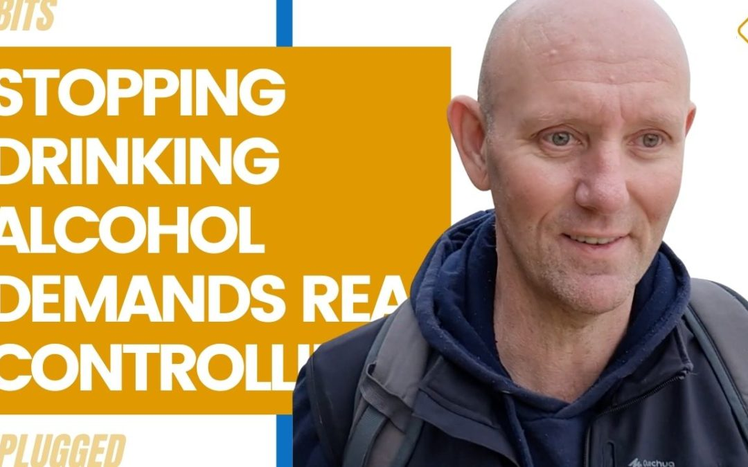 Stopping Drinking Alcohol Demands Reason Controlling Emotion
