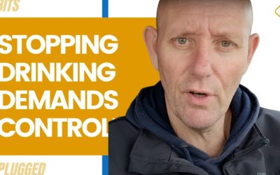 Stopping Drinking Demands Controlling Of Emotion
