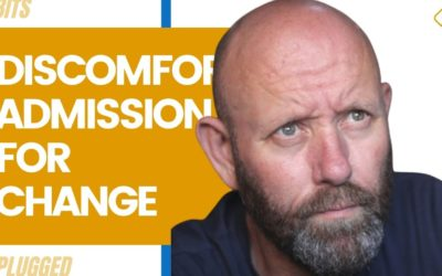 Discomfort Is The Admission Charge for Change