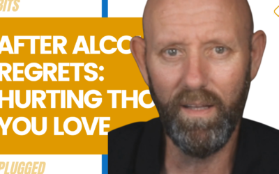 After Quitting Alcohol Regrets: Hurting Those You Love